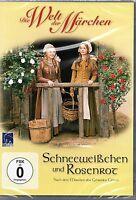 Schneeweißchen und Rosenrot Die Welt der Märchen DEFA DDR DVD Neu!