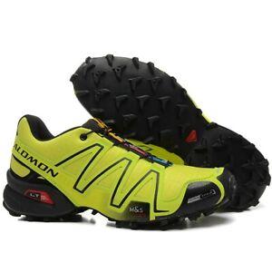 Salomon Speedcross 3 Laufschuhe Herren Outdoorschuhe Cross Schuhe Hikingschuhe