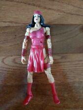 """Marvel Legends Elektra figure  6"""""""