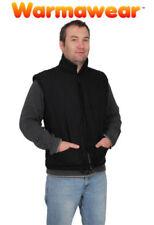 Cappotti e giacche da donna stile gilet e giubbotti imbottiti in poliestere nero