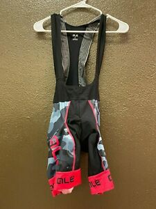 Alé Cycling PRR Camo Bibshorts - Pink - Women's Small