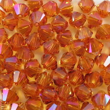 Genuine 5328 Swarovski BICONE Crystal Xilion 6 mm Various Colors  1 dozen 12 pcs