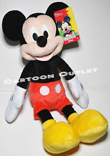 "MICKEY MOUSE PLUSH DOLL 16"" TOY BIRTHDAY GIFT DISNEY AUTHENTIC MICKEY CLUBHOUSE"