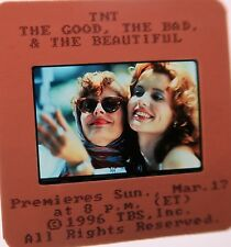 THELMA AND LOUISE CAST Susan Sarandon Geena Davis Brad Pitt ORIGINAL SLIDE 2
