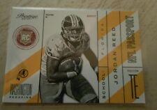 2013 Prestige NFL Passport Jordan Reed Rookie Card TE Redskins