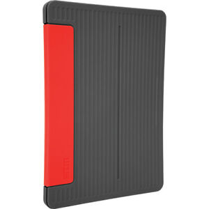 STM Grip 2 Case for iPad Air & iPad 5th Gen (Grey/Red)
