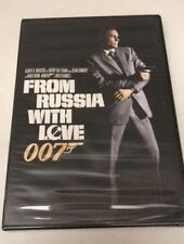 James Bond - From Russia With Love 007 (DVD) Sealed! Brand New