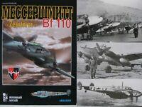 German WW2 WWII Heavy Fighter Plane Aircraft Messerschmitt Bf 110 Zerstörer