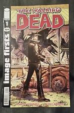 WALKING DEAD # 1 - IMAGE COMICS - APRIL 2014 - REPRINT