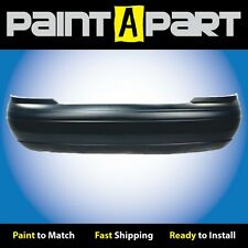 2000 2001 2002 2003 2004 Ford Focus Sedan Rear Bumper Cover (FO1100291) Painted