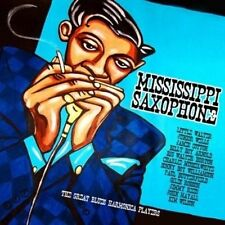 Mississippi Saxophone 5413992503155 by Various Artists CD