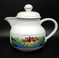 Villeroy & Boch Naif: Teekanne / Kanne - neuwertig