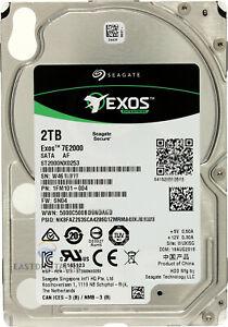 ST2000NX0253 SEAGATE 2TB  Enterprise 6Gb 2.5'' SATA Hard Drive 100% Original New