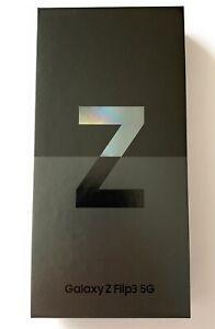 Samsung Galaxy Z Flip3 5G SM-F711B - 128GB - Phantom Black (Ohne Simlock)