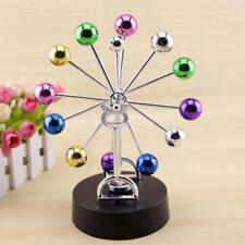 Newtons Cradle Fun Balance Balls Physics Pendulum Ferris Wheel Asteroid Decor CN