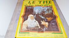 LE THE A LA MENTHE !  affiche cinema