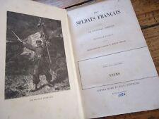 LES SOLDATS FRANCAIS - GENERAL AMBERT - 1884 CAMPAGNE NAPOLEON