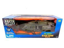 BBI Elite Force US Army Black Hawk Military 1/18 Helicopter Sealed Very Rare #2