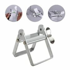 Metal Toothpaste Squeezer Paint Tube Wringer Cosmetics Dispenser Roller Tool
