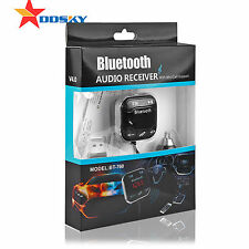 1x FM Transmitter Bluetooth Handsfree LCD MP3 Player Radio Adapter Charger Kit