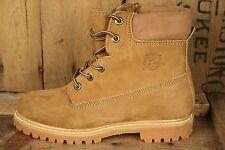 NOS Vintage 90's EDDIE BAUER Tan Suede Gore-Tex Ankle Boots Women's 7.5-8 N