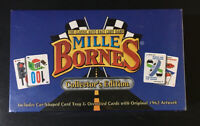 Mille Bornes Collector Edition The Classic Auto Race Card Game Brand NEW SEALED