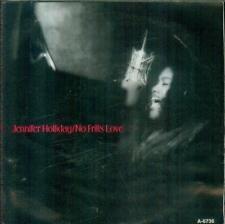 "7"" Jennifer Holliday/No Frills Love (NL)"