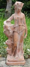 Ancienne grande statue en terre cuite signée Clodion 47cm