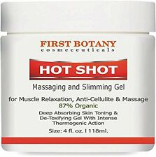 First Botany Hot Shot Massaging & Slimming Gel: w/ Intense Thermogenic Action