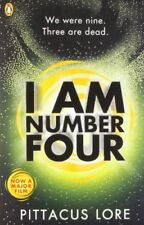 I Am Number Four. by Pittacus Lore (Lorien Legacies) By Pittacus Lore