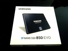 Samsung 850 EVO 500GB SSD SATA Internal Solid State Drive MZ-75E500B/AM SEALED