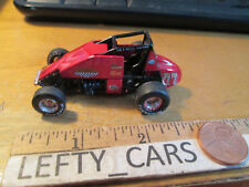 HAMILTON MOTORSPORTS CINDY ROWE RACE CAR 1/64 - REAL RUBBER TIRES - LOOSE!