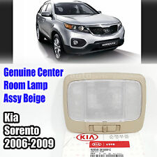 Genuine 928503E500FC Center Room Lamp Assy Beige For Kia Sorento 2006-2009