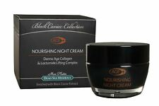 Dead Sea Collagen AGE+ Nourishing Night Cream Enriched With Black Caviar 50ml