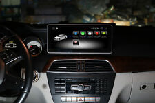 """10.25"""" GPS Navigation Android 7.1 For Benz C class W204 C180/200/260/300 11-13"""