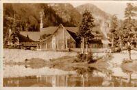 Real Photo Postcard - Bellingham, Washington - View of Mt. Baker Lodge