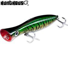 Bass Lure Crazy snake head 125mm 18g Walking Topwater Popper VMC Hooks Slim Lure