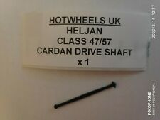 HELJAN CLASS 47 / 57 - CARDAN DRIVE SHAFT x 1 - GENUINE NEW HELJAN PARTS