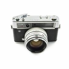 Yashica 1 C Lynx - 14E Camera with Yashinon-DX 45Mm f/1.4 Lens c. 1965
