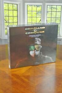 Limited Run Games COMMAND & CONQUER Remastered 25th Anniversary Collectors PC