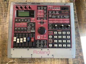 Roland SP-808ex remix studio sampler