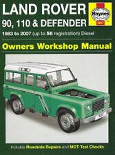1983-2007 Land Rover 90 110 Defender DIESEL Repair Service Workshop Manual 9669