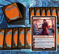 mtg RED BURN DECK Magic the Gathering rares 60 cards jaya ballard doublecast