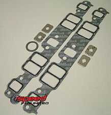 Edelbrock 7201 Small Block Chevy Intake Gasket Set