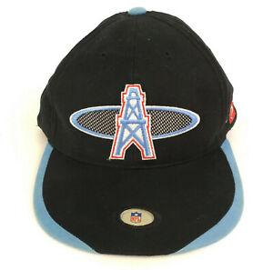 Vintage 90s NFL Pro Line Houston Oilers Sports Specialties Hat Cap Strapback
