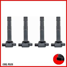 Set of 4 Ignition Coil for Honda Civic Accord Euro Integra CR-V Odyssey S2000