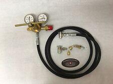 Nitrogen Regulator Landing Gear Strut Accumulator Fill Kit 1500 PSI Rubber