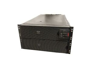 APC Smart-UPS RT 8000VA 230V SURT8000XLI 6400W AP9631 1or3 Phase In 1 Phase Out