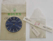 Rolex original special blue dial for O.P. 31mm 6751 new old stock w/hands 047