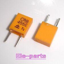 500 PCS CRB455E 455E 455KHz 455K 455 KHZ DIP-2 CERAMIC FILTER
